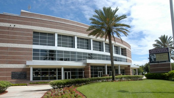 Bethune Cookman College Performing Arts Center
