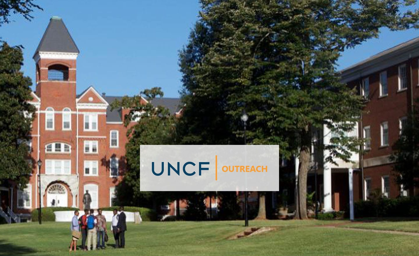 UNCF Outreach banner image
