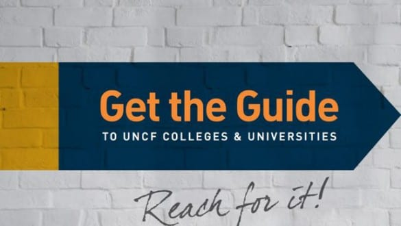 banner image for UNCF college guide