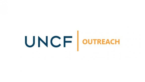 UNCF Outreach program logo