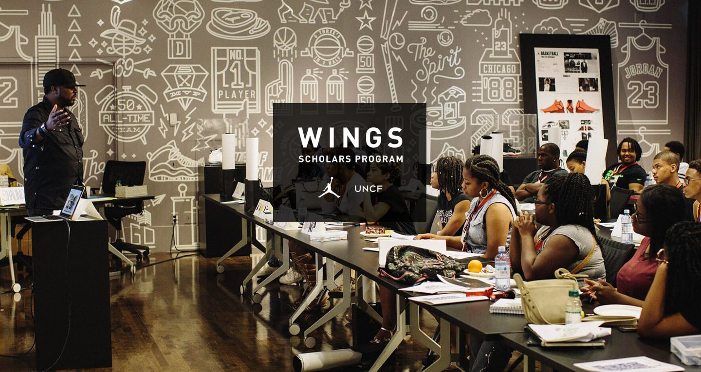 Wings banner image