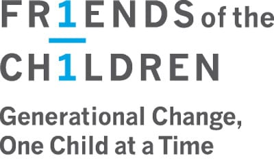Friends of the Children logo