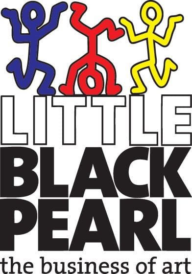 Little Black Pearl logo
