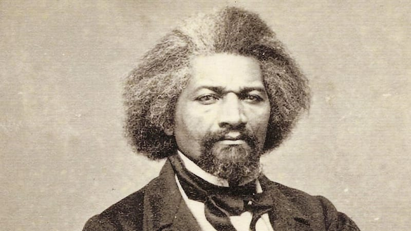 Headshot of Frederick Douglass