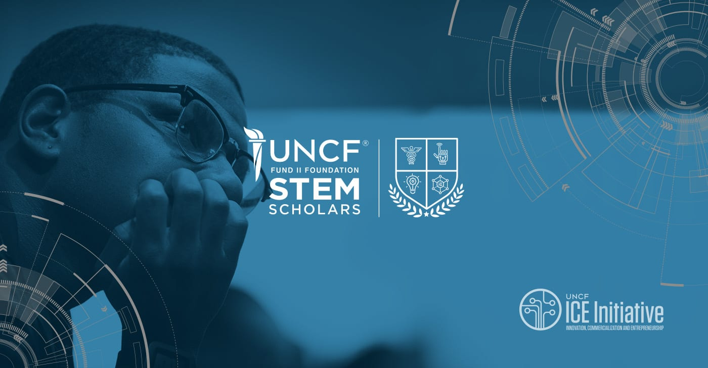 STEM Scholars hero banner for ICE page