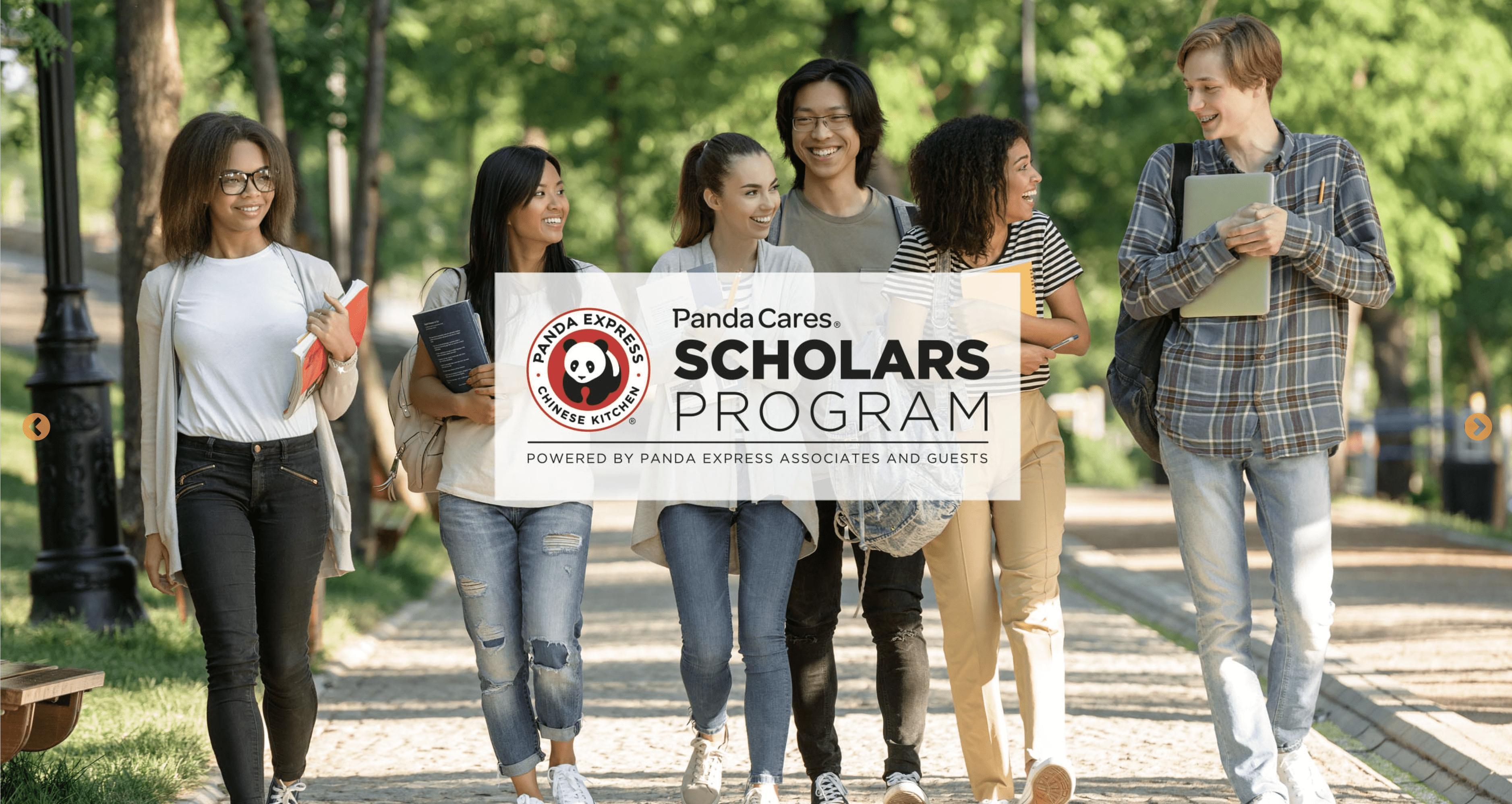 Panda Cares Scholars Program