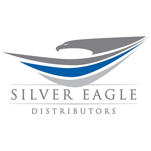 silver eagle distributor logo