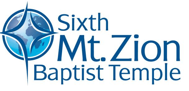 Sixth Mount Zion logo