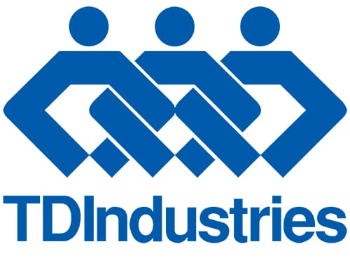 TD Industries logo