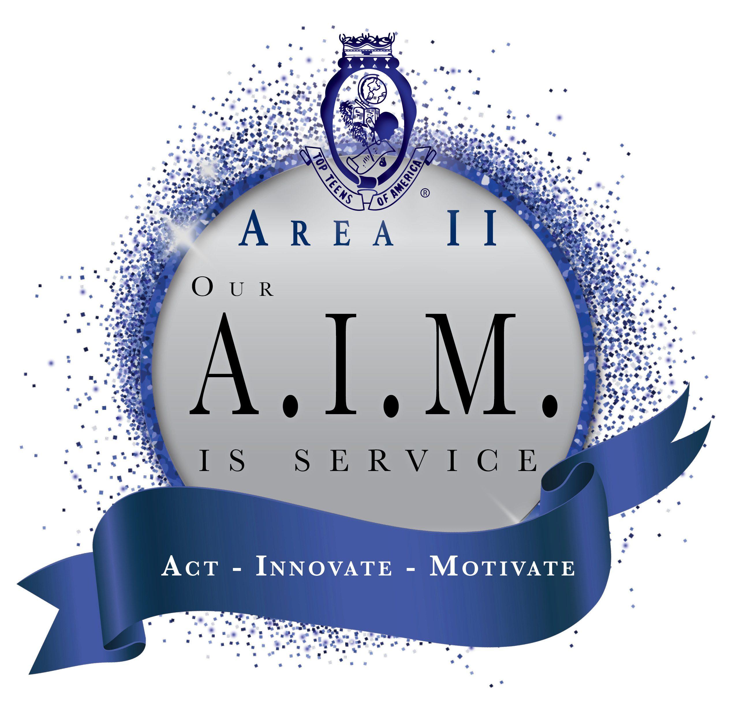 A.I.M. logo B