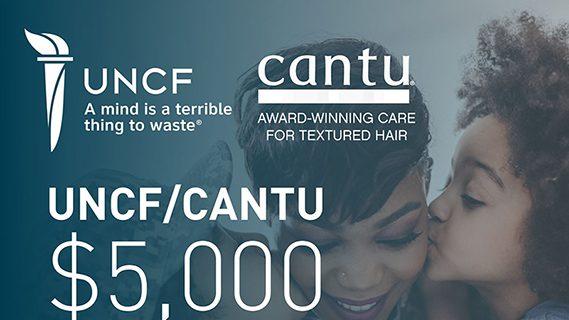 UNCF Cantu banner