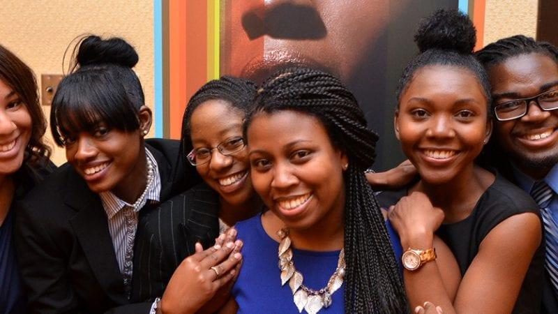 Group shot of Walton K-12 Fellowship students
