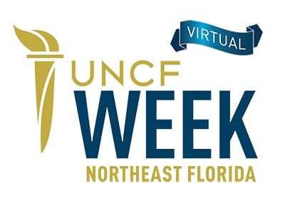 ne florida UNCF week logo
