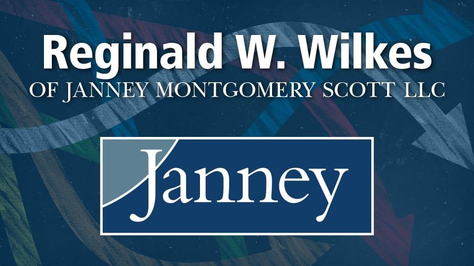 Janney logo (featuring Reginald W. Wilkes)