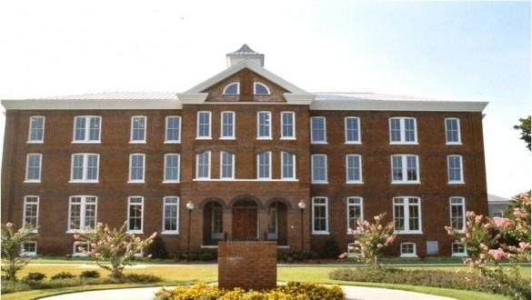 Building at Allen University