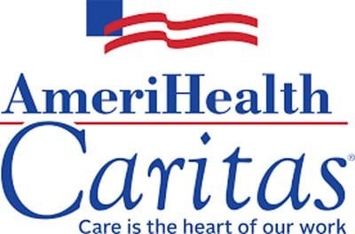Ameri Health Caritas logo
