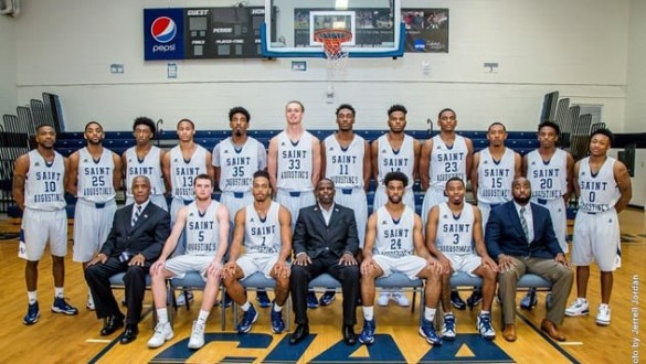 Saint Augustine's University men's basketball team