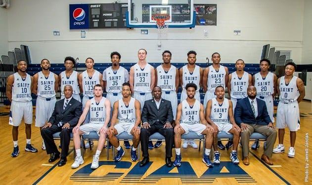 Saint Augustine's University men's basketball team
