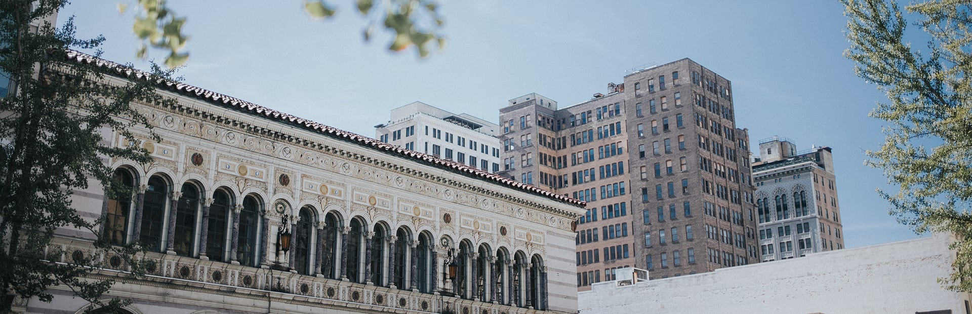 Architecture in Birmingham Alabama