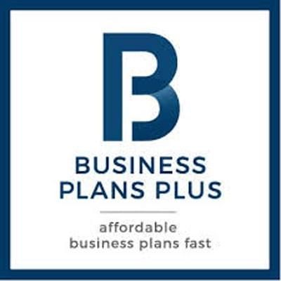 business plans plus logo