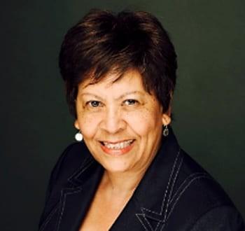 Headshot of Cynthia Warrick