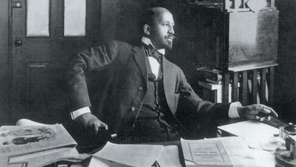 Headshot of WEB Du Bois