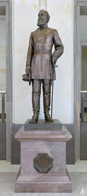 Statue of General Edmond Kirby Smith