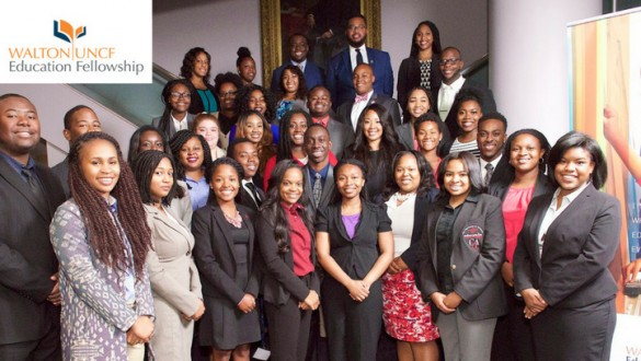 Banner image of Walton UNCF K-12 Education Fellowship Program participants