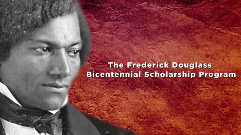 Frederick Douglass Scholarship banner image