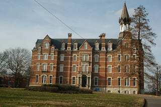 Building at Fisk University