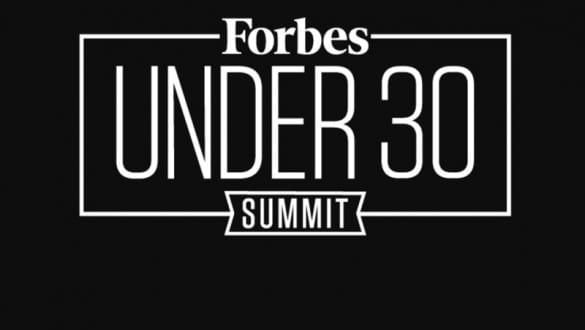 Forbes Under 30 logo
