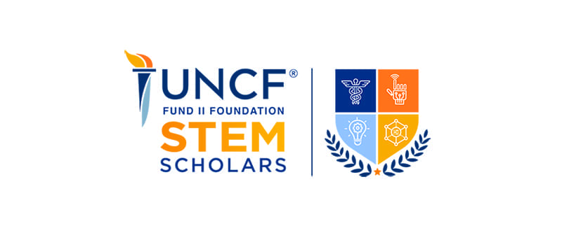 UNCF STEM Scholars logo