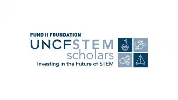 Fund II Foundation UNCF Stem Scholars logo
