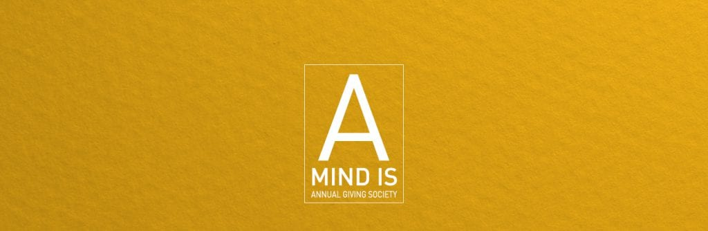 UNCF A Mind Is Society banner image