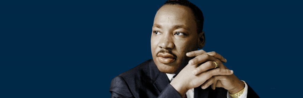 UNCF MLK Birthday Celebration banner image