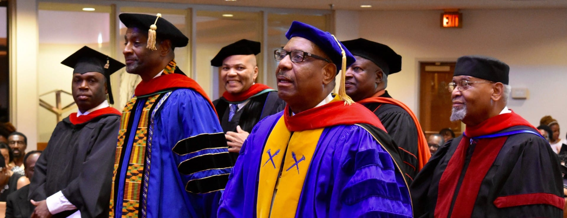 Interdenominational Theological Center faculty