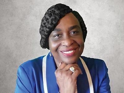 headshot of Hubertina Morris