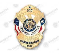 Jarvis Christian College Criminal Justice badge