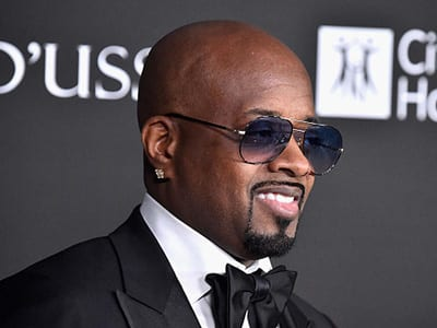 Photo of Jermaine Dupri at the 2019 Mayor's Masked Ball
