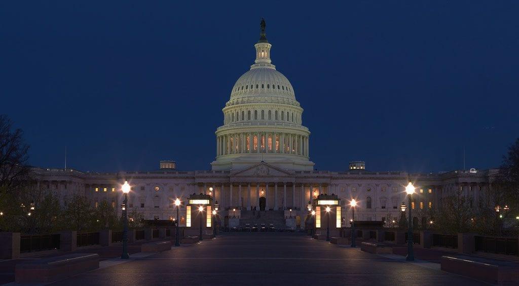 U.S. Capitol building exterior image