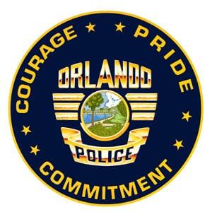 Orlando Police Department logo