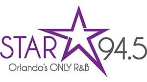 STAR 94.5 logo