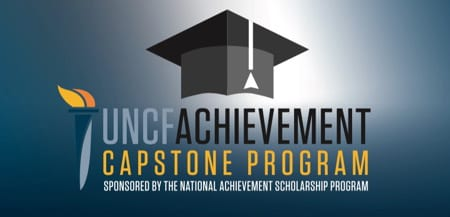 UNCF Achievement Capstone Program logo