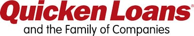 Quicken Loans and the family of companies logo