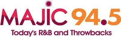 majic 94.5 logo