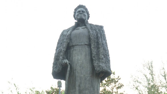 Statue of Mary McLeod Bethune