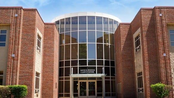 Benedict College building