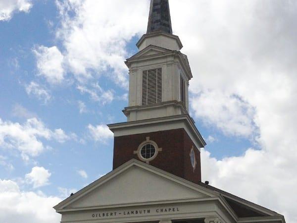 Paine College chapel