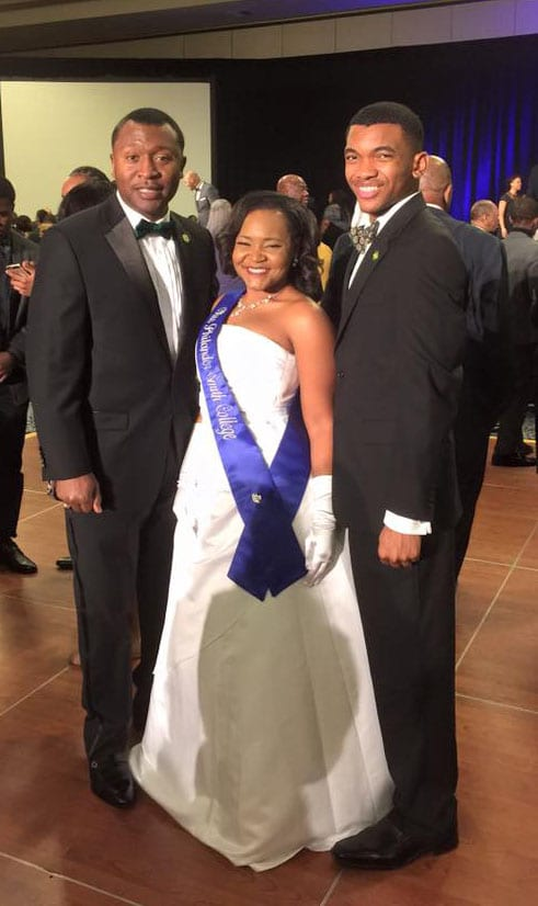 LaQuisha Guillory - Miss Philander Smith UNCF