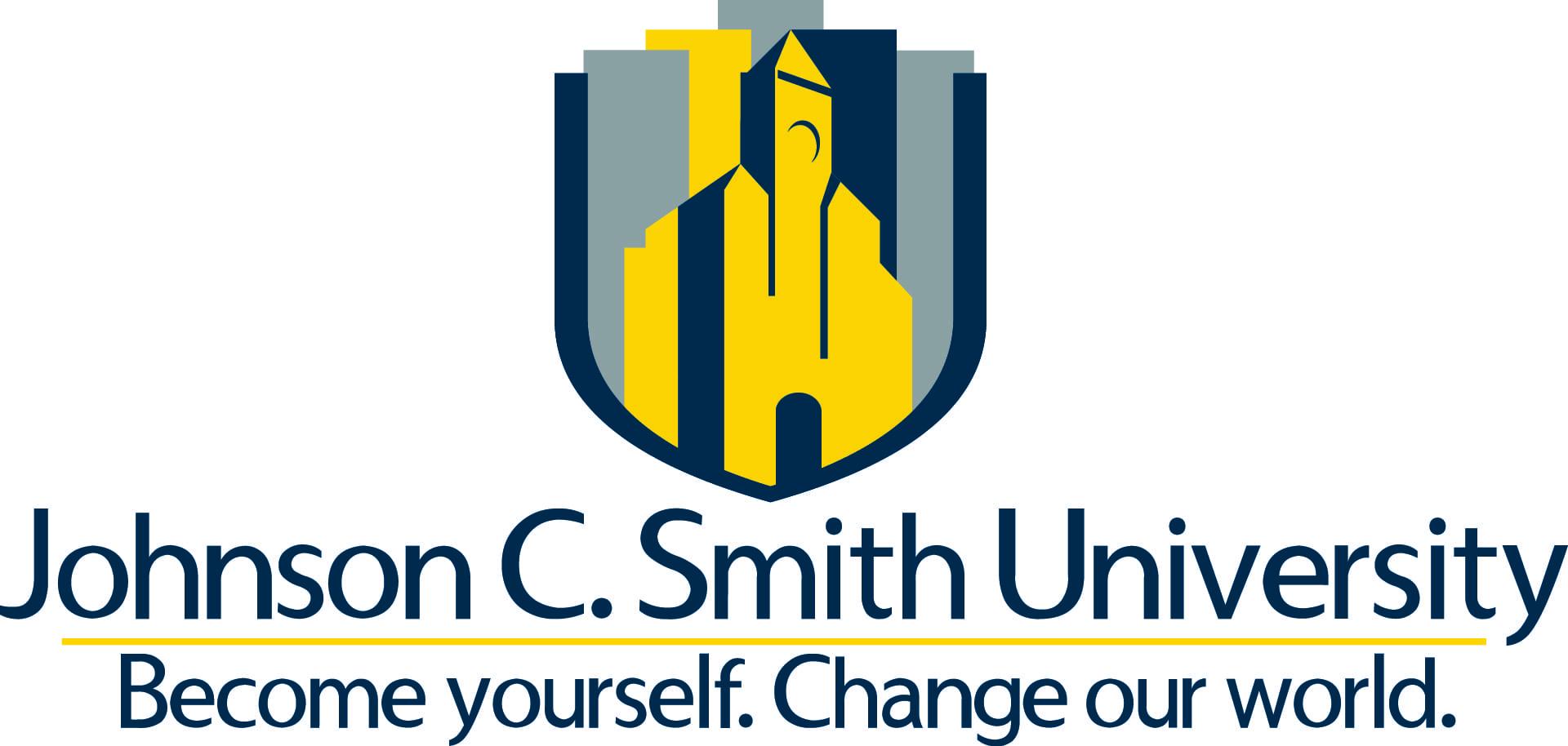 Johnson C. Smith University Logo